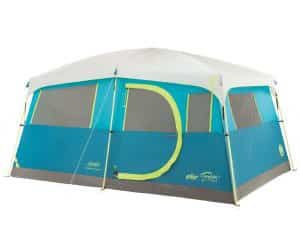 Coleman 8 Person Tenaya Lake Fast Pitch Cabin Tent  sc 1 st  TenBestProduct & Best Family Tents in 2018 Reviews - Buying Guide - TenBestProduct