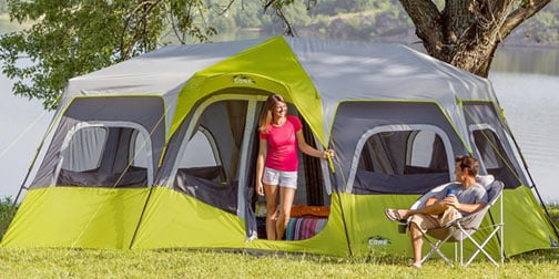 Best Family Tents in 2019 Reviews - Buying Guide