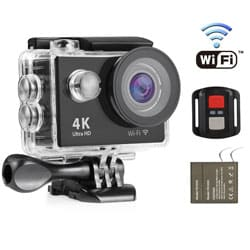Best 4K Action Cameras in 2019 Reviews - TenBestProduct