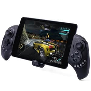 An impressive wireless controller using the Bluetooth technology, this gamepad supports various PC, iOS, and Android games. You can even connect it with ...
