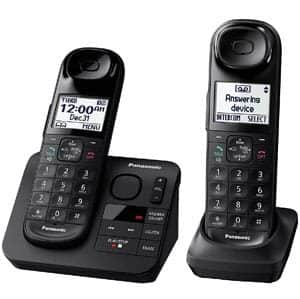 Best panasonic cordless phones in 2018 reviews tenbestproduct if youd like to replace your home phone then you should take a better look at the kx tgl432b this model includes two handsets cordless its a dect 60 sciox Choice Image