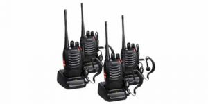 Best Walkie-Talkies in 2019 Reviews