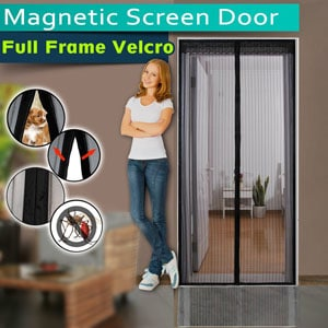 Ordinaire Full Frame Magnetic Screen Door