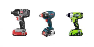 Best Impact Drivers in 2019 Reviews