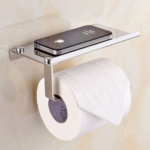 The Thousands Of Positive Reviews Is An Urance That This A Top Best Toilet Paper Holder Sus 304 Stainless Steel Has Strong Durability And