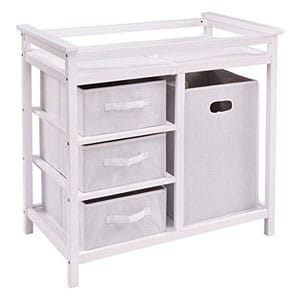 Topping This List Of The Best Changing Tables In 2017 Is This Product From  Costzon. It Is A Sturdy Changing Table With Plenty Of Storage, ...