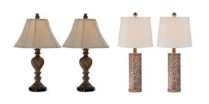 Top 10 Best Table Lamp Sets 2018 Reviews