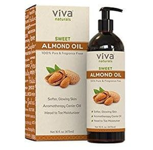Pure Body Naturals Almond Oil Reviews