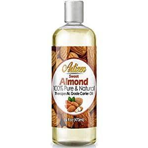 Top 10 Best Almond Oil in 2019 Reviews - TenBestProduct