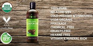 Top 10 Best Castor Oil 2018 Reviews