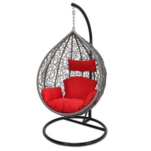 Charmant Featuring The Familiar Egg Style For This Swing Chair, You Will Love How  This Item Offers Optimum Comfort As You Swing Or Sit In This Gorgeous Chair.
