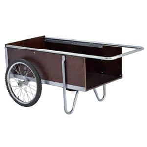 With 6.5 Cubic Feet Of Space For The Tray, You Can Fit In So Many Things  Inside This Cart. The Edging Is Made From Galvanized Steel, And There Are 20  Inch ...