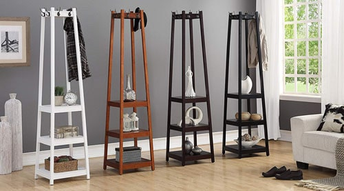 Top 10 Best Coat Racks in 2019 Reviews - TenBestProduct