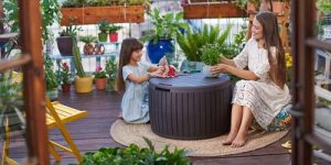 Top 10 Best Outdoor Storage Bench Seating in 2018 Reviews