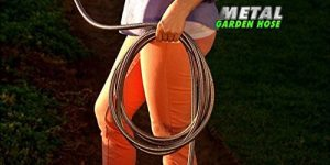 Top 10 Best Stainless Steel Garden Hose in 2019 Reviews