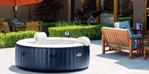 Top 10 Best Inflatable Hot Tubs in 2018 Reviews