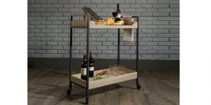 Top 10 Best Bar Carts in 2018 Reviews