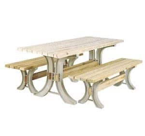 Top Best Picnic Tables In Reviews TenBestProduct - Picnic table steel frame kit