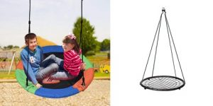 Top 10 Best Tree Swings For Outside in 2018 Reviews