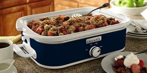 Top 10 Best Portable Slow Cookers in 2019 Reviews
