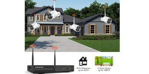 Top 10 Best Wireless Security Cameras Systems in 2021 Reviews