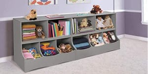 Top 10 Best Toy Storage Organizer in 2021