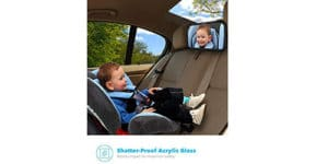 Top 10 Best Baby Backseat Mirror in 2020